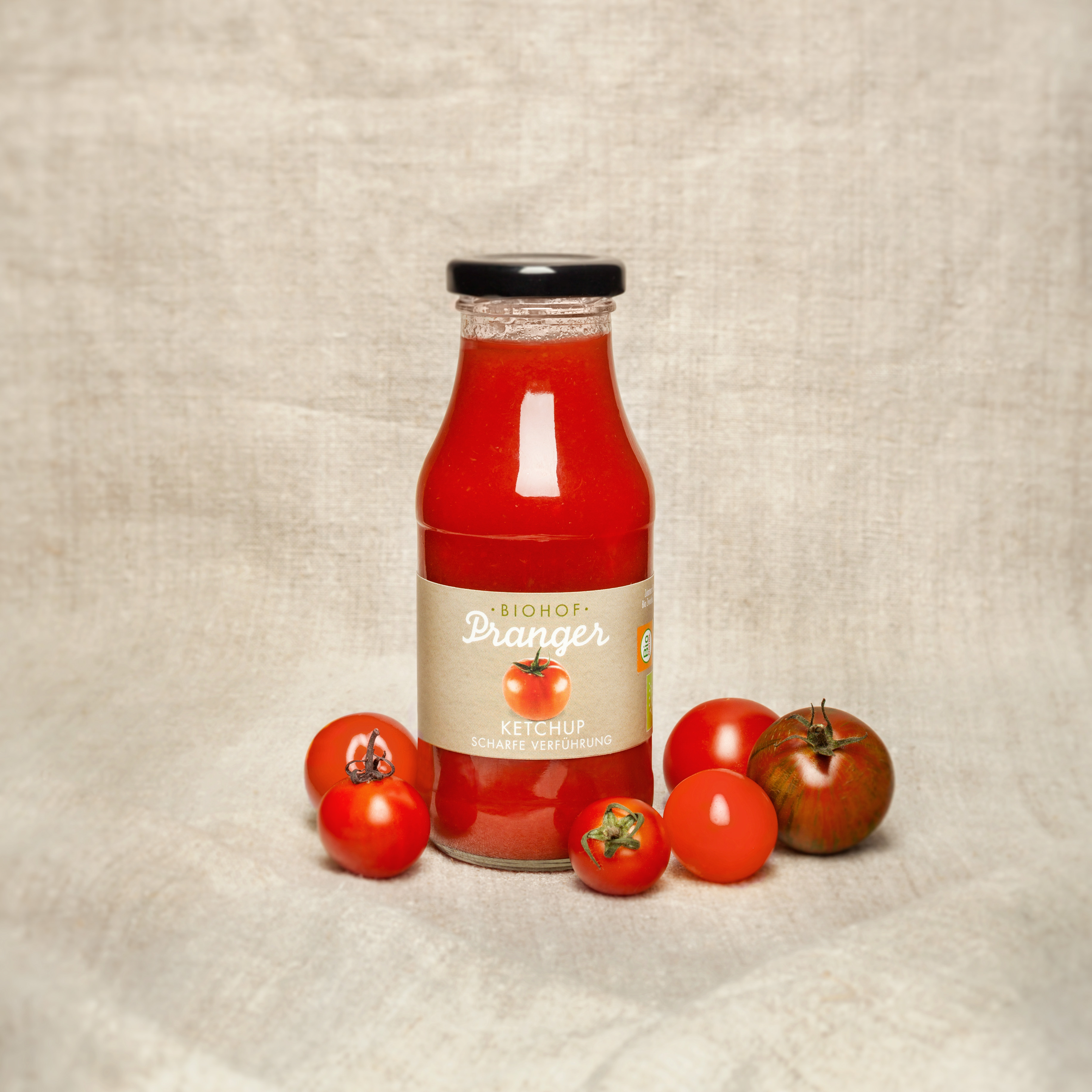 Tomaten Würzsauce mild